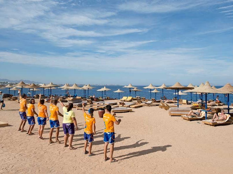 Shores Hotel Golden Sharm - 8 Popup navigation