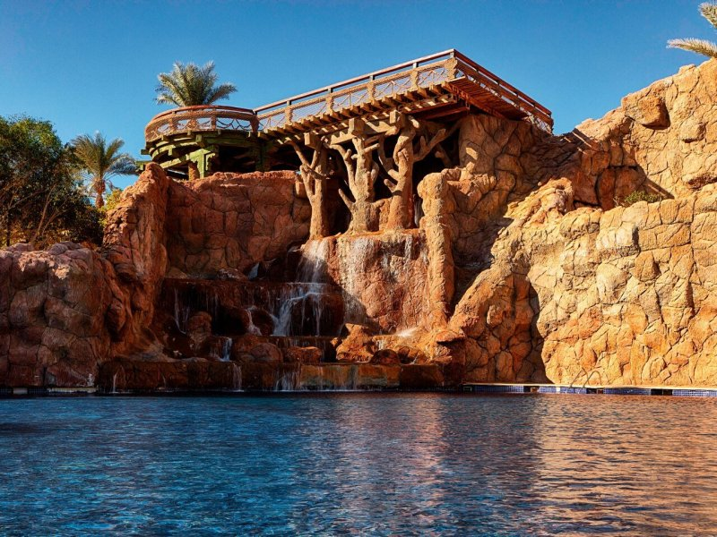 Sheraton Sharm Hotel - 5 Popup navigation