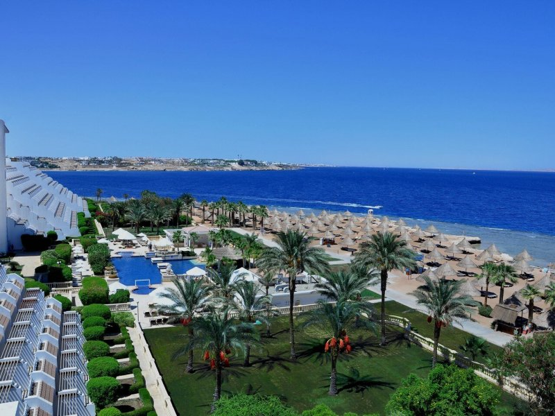 Sheraton Sharm Hotel - 2 Popup navigation