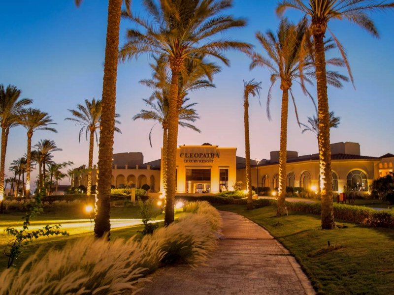 Cleopatra Luxury Resort - 10 Popup navigation