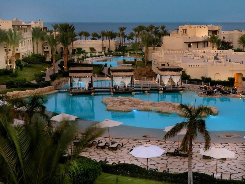 Rixos Sharm El Sheikh - 4 Popup navigation
