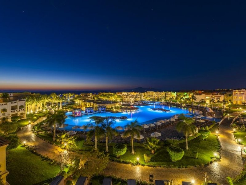 Rixos Sharm El Sheikh - 7 Popup navigation