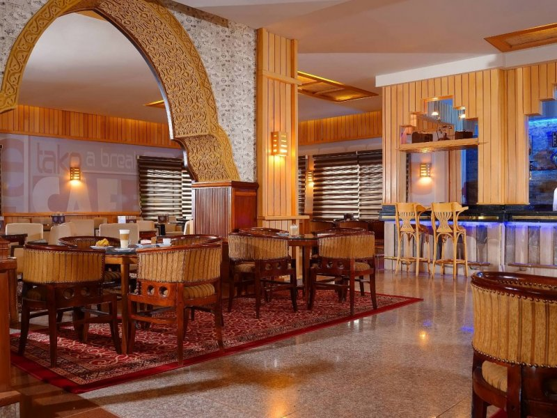 Albatros Palace Resort - 5 Popup navigation