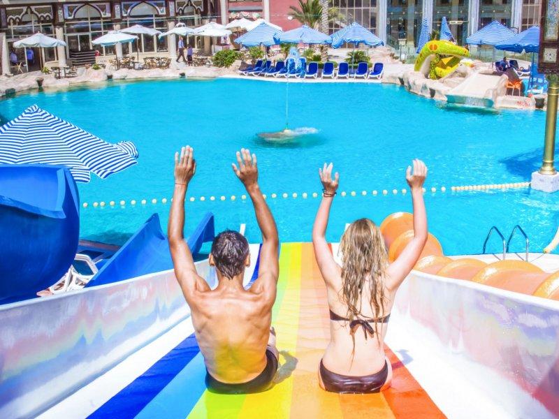 Sunny Days Resort, Spa & Aquapark - 6 Popup navigation
