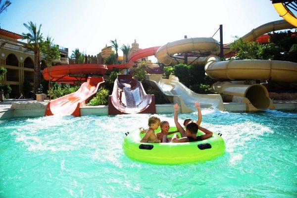 Das Red Sea Hotel Sunwing Waterworld Makadi in der Makadi Bay